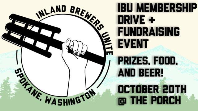IBU Homebrew Club Membership Drive & Fundraiser